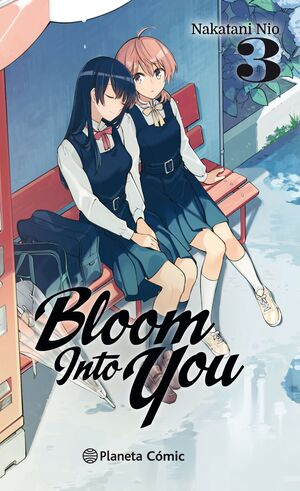 BLOOM INTO YOU Nº 03/08