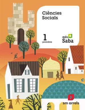 CIÈNCIES SOCIALS. 1 PRIMÀRIA. MÉS SABA. VALENCIA