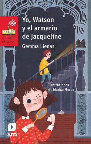 YO, WATSON Y EL ARMARIO DE JACQUELINE