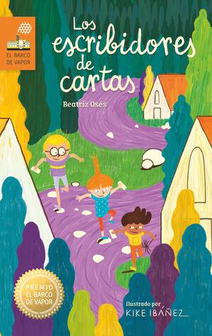 LOS ESCRIBIDORES DE CARTAS (CARTONÉ)