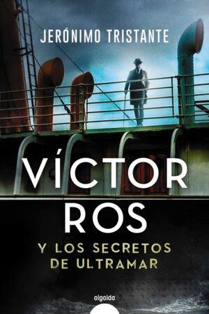 VÍCTOR ROS Y LA MOMIA DEL METROPOLITANO