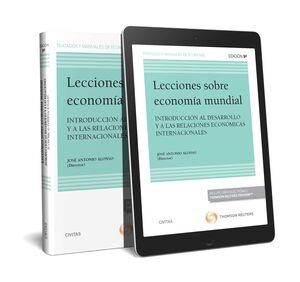 LECCIONES SOBRE ECONOMÍA MUNDIAL (PAPEL + E-BOOK)