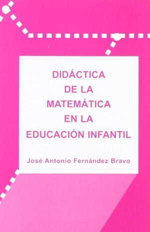 DIDÁCTICA DE LA MATEMÁTICA EN EDUCACIÓN INFANTIL