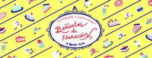 BUÑUELOS DE HURACÁN
