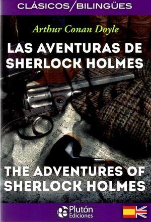 LAS AVENTURAS DE SHERLOCK HOLMES/THE ADVENTURES OF SHERLOCK HOLMES