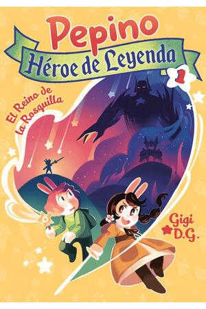 PEPINO HEROE DE LEYENDA 1