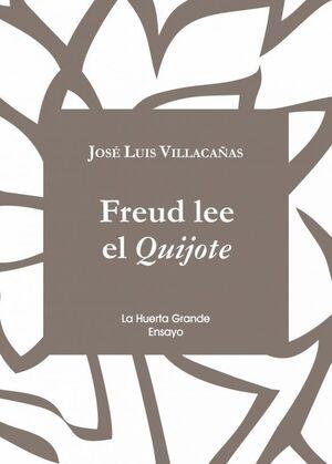 FREUD LEE EL QUIJOTE