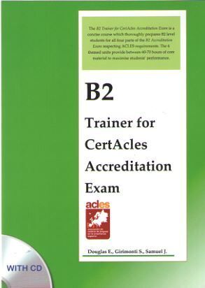 B2 TRAINER FOR CERTACLES ACCREDITATION EXAM