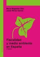 FISCALIDAD Y MEDIO AMBIENTE EN ESPAÑA