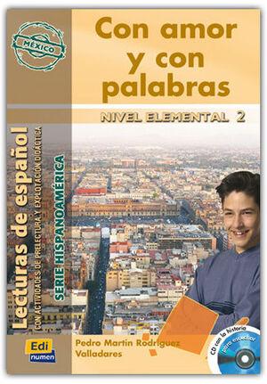 CON AMOR Y CON PALABRAS