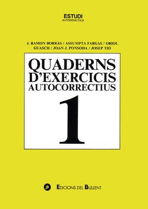 QUADERNS D'EXERCICIS AUTOCORRECTIUS 1