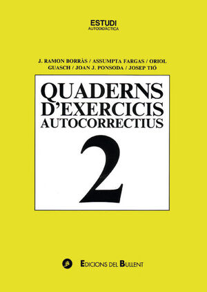 QUADERNS D'EXERCICIS AUTOCORRECTIUS 2