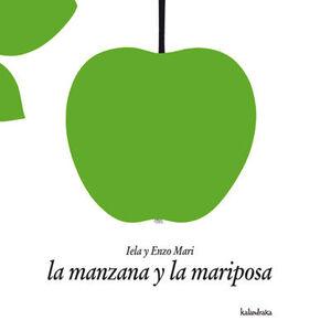 LA MANZANA Y LA MARIPOSA