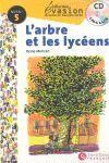 EVASION NIVEAU 5 L'ARBRE ET LES LYCEENS + CD
