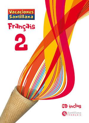 VACACIONES FRANCES 2 ESO
