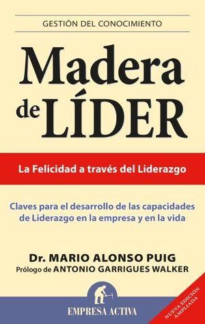 MADERA DE LÍDER -EDICIÓN REVISADA