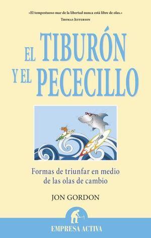 EL TIBURÓN Y EL PECECILLO