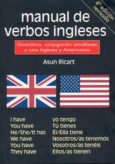 MANUAL DE VERBOS INGLESES