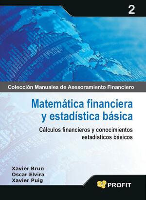 MATEMÁTICA FINANCIERA Y ESTADÍSTICA BASICA