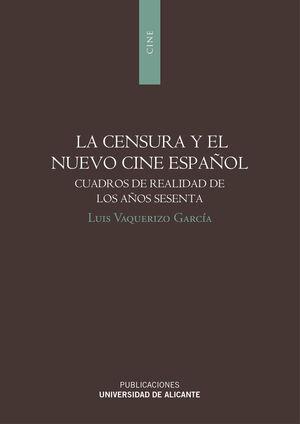 LA CENSURA Y EL NUEVO CINE ESPAÑOL