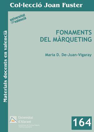 FONAMENTS DE MÀRQUETING