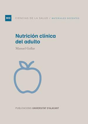 NUTRICIÓN CLÍNICA DEL ADULTO