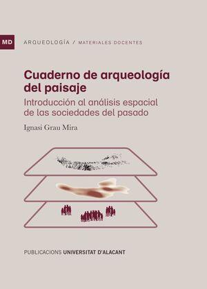 CUADERNO DE ARQUEOLOGÍA DEL PAISAJE
