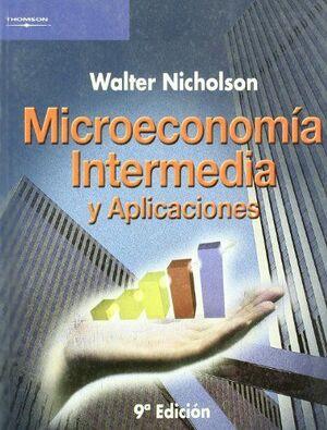 MICROECONOMÍAINTERMEDIAYAPLICACIONES