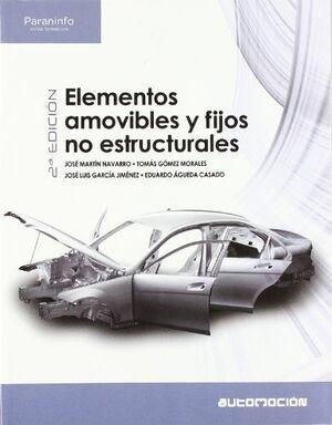 ELEMENTOS AUTOMOVIBLES Y FIJOS NO ESTRUCTURALES 2ª