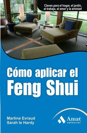 CÓMO APLICAR EL FENG SHUI