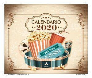 CALENDARIO DE CINE 2020