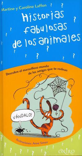 HISTORIAS FABULOSAS DE LOS ANIMALES