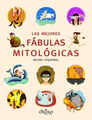 LAS MEJORES FÁBULAS MITOLÓGICAS