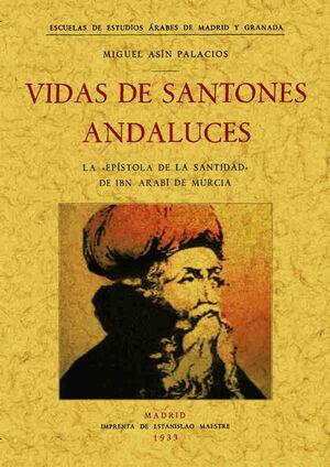VIDA DE SANTONES ANDALUCES