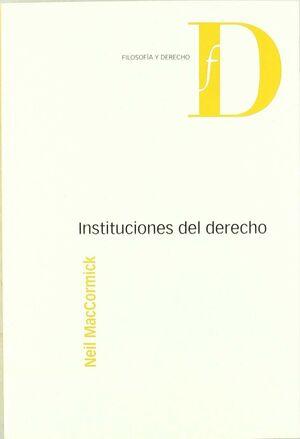INSTITUCIONES DEL DERECHO