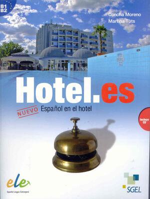 HOTEL.ES : NUEVO ESPAÑOL EN EL HOTEL