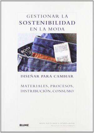 GESTIONAR LA SOSTENIBILIDAD EN LA MODA