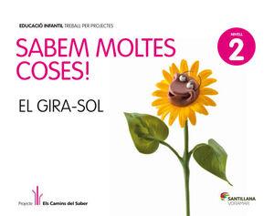 SABEM MOLTES COSES NIVELL 2 EL GIRA-SOL