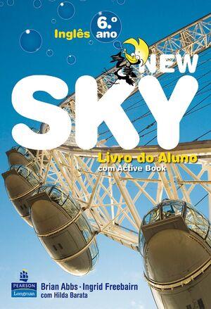 NEW SKY 6.º PACK LIVRO DO ALUNO