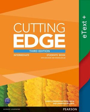 CUTTING EDGE INTERMEDIATE ETEXT +