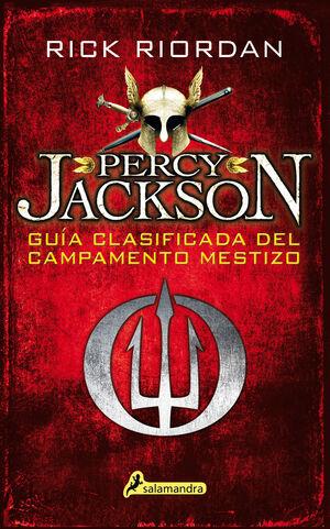 PERCY JACKSON: GUIA CLASIFICADA DEL CAMPAMENTO MES