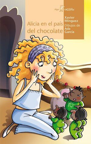 ALICIA EN EL PAÍS DEL CHOCOLATE