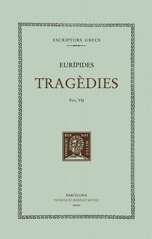 TRAGÈDIES, VOL. VII