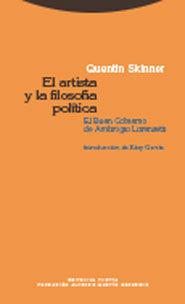 EL ARTISTA Y LA FILOSOFÍA POLÍTICA