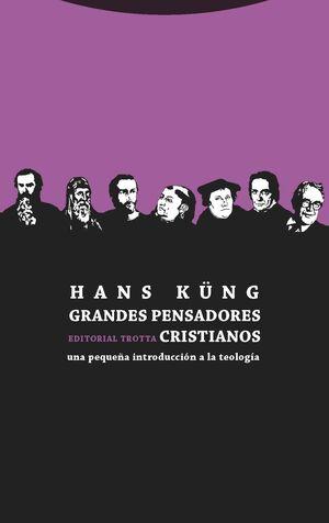 GRANDES PENSADORES CRISTIANOS