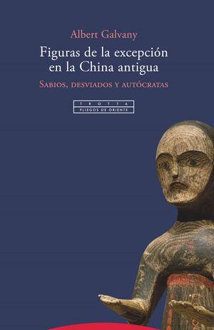 FIGURAS DE LA EXCEPCIÓN EN LA CHINA ANTIGUA