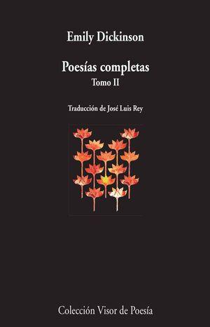 POESÍAS COMPLETAS II