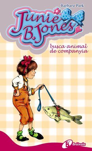 JUNIE B. JONES BUSCA ANIMAL DE COMPANYIA