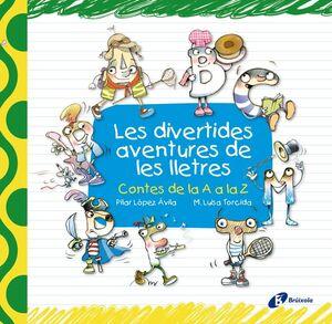 LES DIVERTIDES AVENTURES DE LES LLETRES