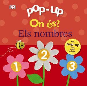 POP-UP ON ÉS? ELS NOMBRES